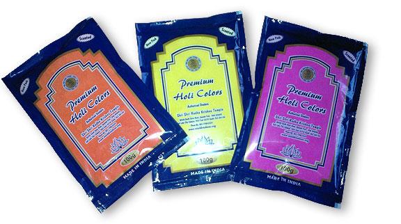Buy Colored Holi Gulal Colors And Color Run Powder Bulk