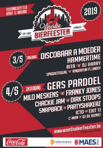 Weerdse Bierfeesten 2019 - Festival