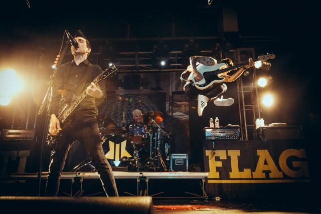 Serata punk a Zona Roveri Music Factory: arrivano gli Anti-Flag