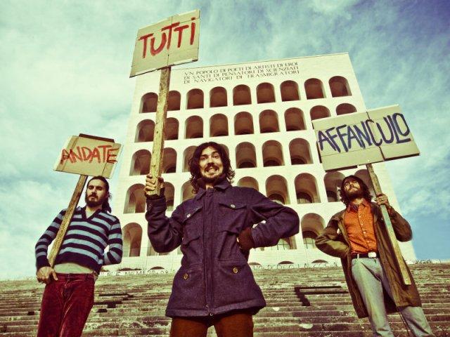 Andate tutti affan…al Paladozza! Gli Zen Circus a Bologna