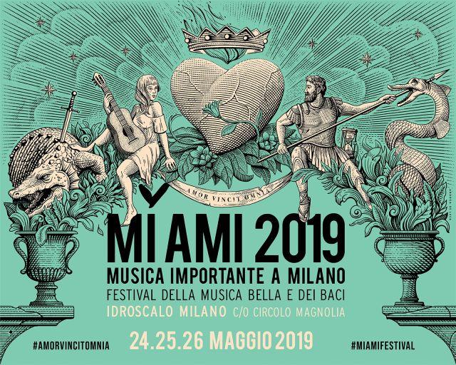 Se quest'estate MiAmi andiamo a tanti festival…ma iniziamo da Milano