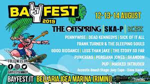 Bay Fest 2019: le nostre vacanze Punk ad Igea Marina