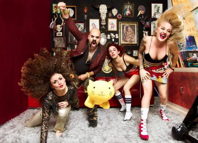 Intervista alle Go Go Ponies, l'unica fit metal band al mondo