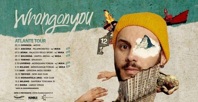 Wrongonyou: Milano parla piano, il primo album in italiano sa di arancia