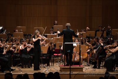 #sultuoschermo orchestra senzaspine