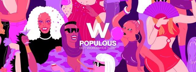 Populous racconta il suo nuovo album W, inno alla femminilità