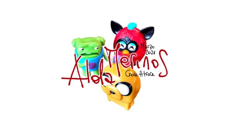 Alda Merinos - La Croce Atroce