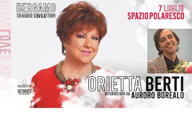 OriettaBerti + Auroro Borealo