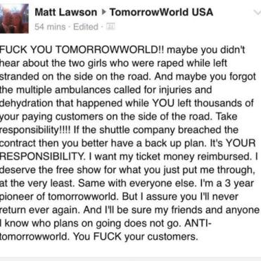 tomorrowworld disaster 3
