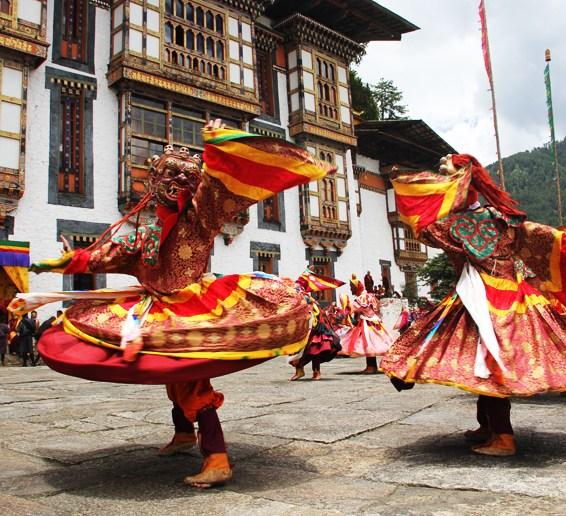 (Credits: bhutanfestival.com)