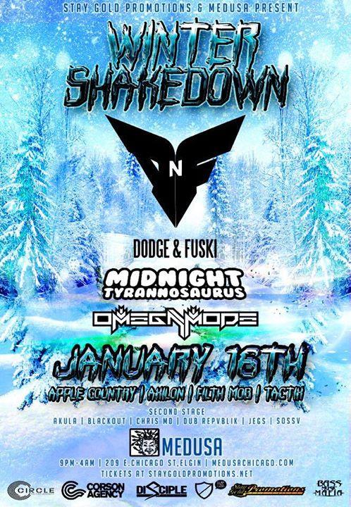 Midnight shakedown