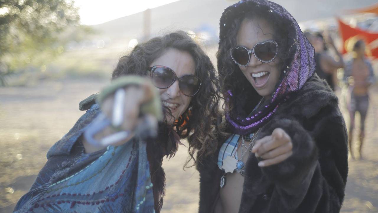 The Good Vibe Tribe Breeds Art, Music & Transformation on One Campground