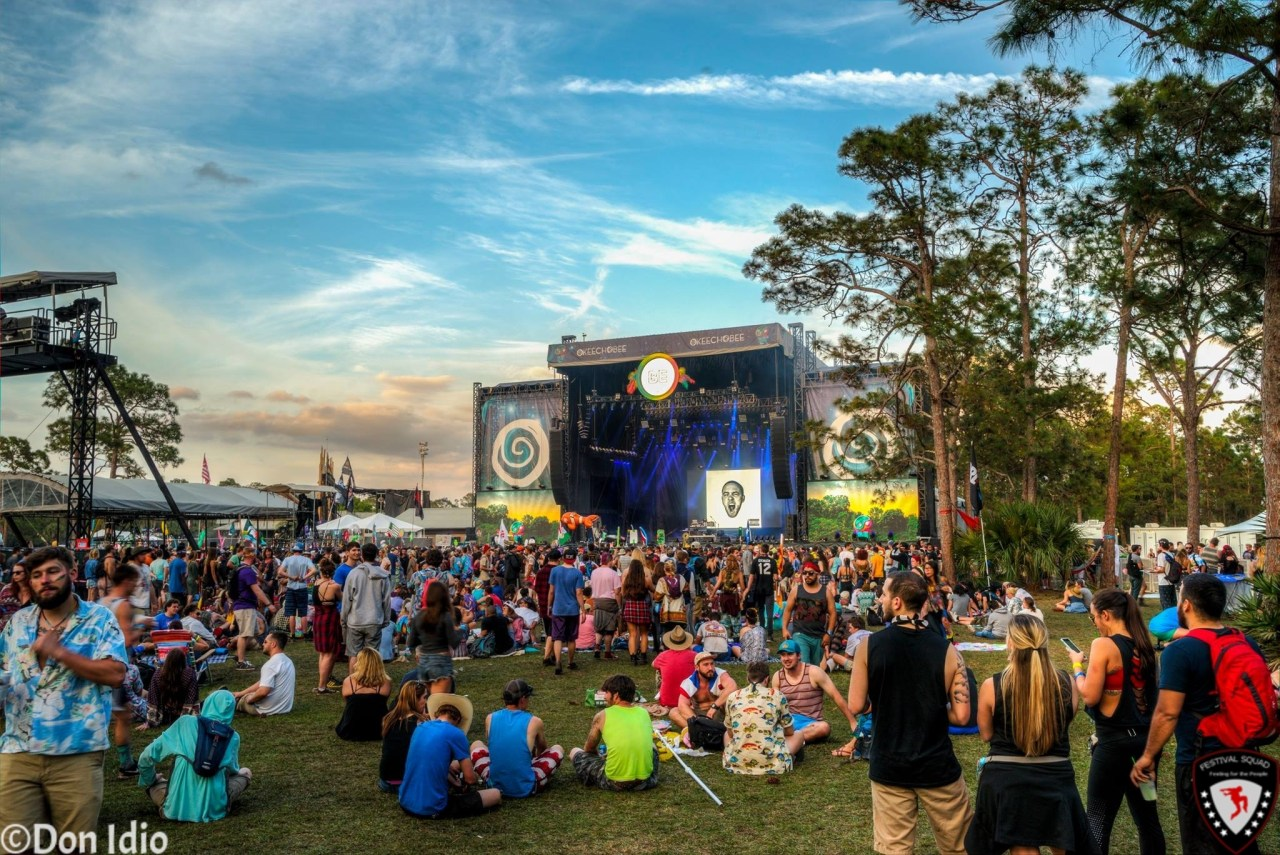 Enter The Portal and Discover These 3 Artists at Okeechobee