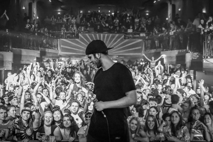 Illenium Brings Sweet Melodic Bass to Detroit