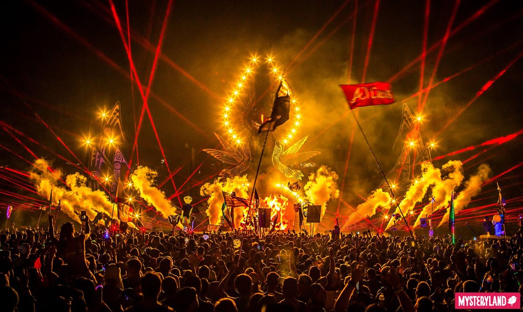 How Mysteryland Got Me Out of Myself and In to the World