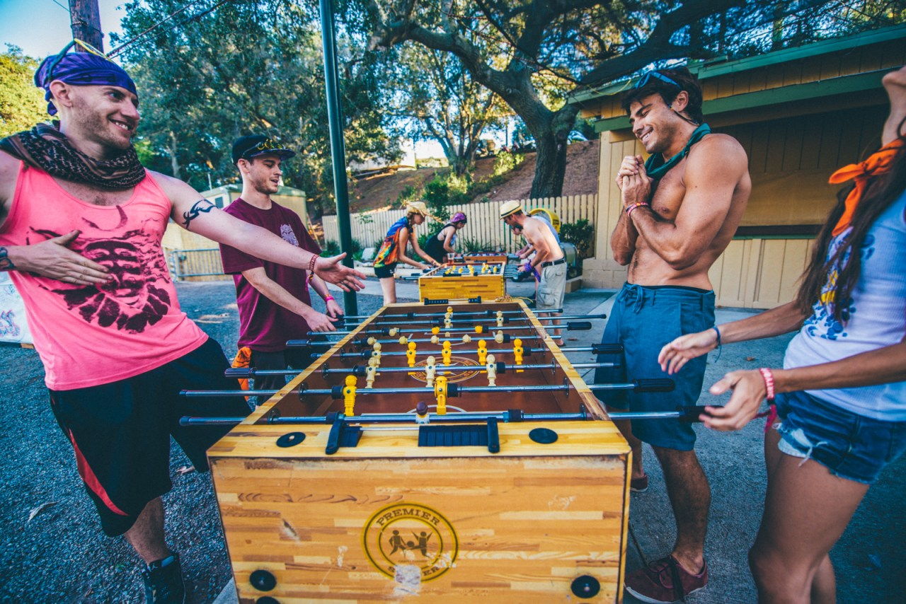 Find Your Inner Child at Dirtybird Campout