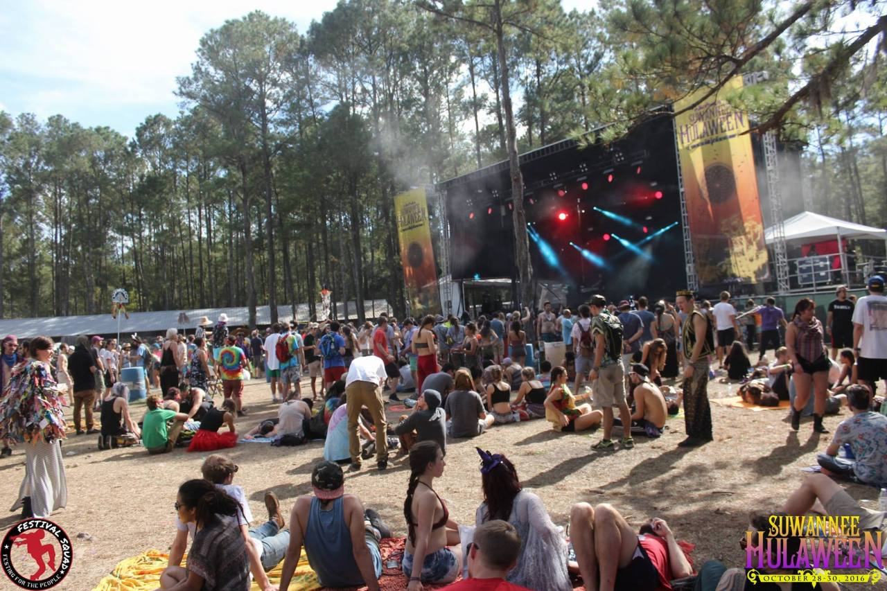 Festivals I'm Thankful For: Suwannee Hulaween