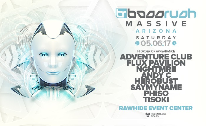 Bassrush Arizona: Experience the Massive