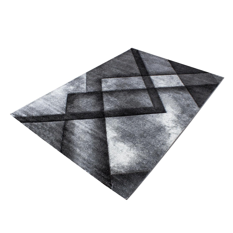 tapis frisee effet 3d design moderne harlequin 2