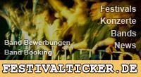 Festivals im Festivalticker