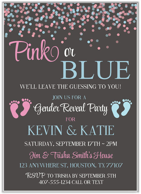 Bridal Shower Invitations Email