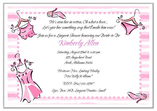 Affordable Bridal Shower Invitations