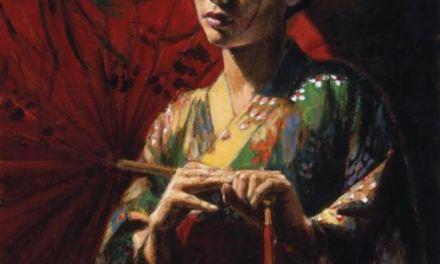 Élő művészek – Fabian Perez festőművész