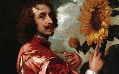 Van Dyck tanulóévei és egy érdekes anekdota a mesterről