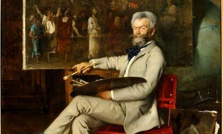 175 éve született Munkácsy Mihály