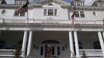 Stanley Hotel and Jason