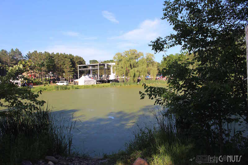 Blue Ox Pond