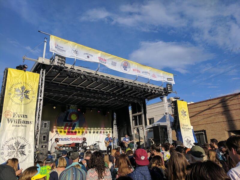 LoHi Music Festival Header