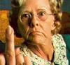Old Lady Finger