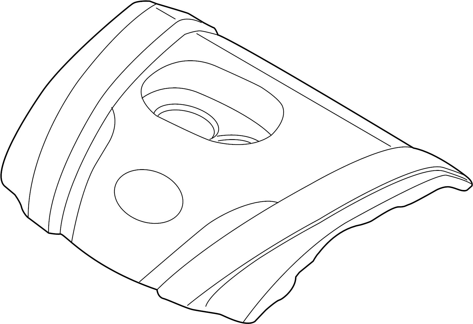 Mazda Cx 5 Cover Engine Liter Transaxle Built