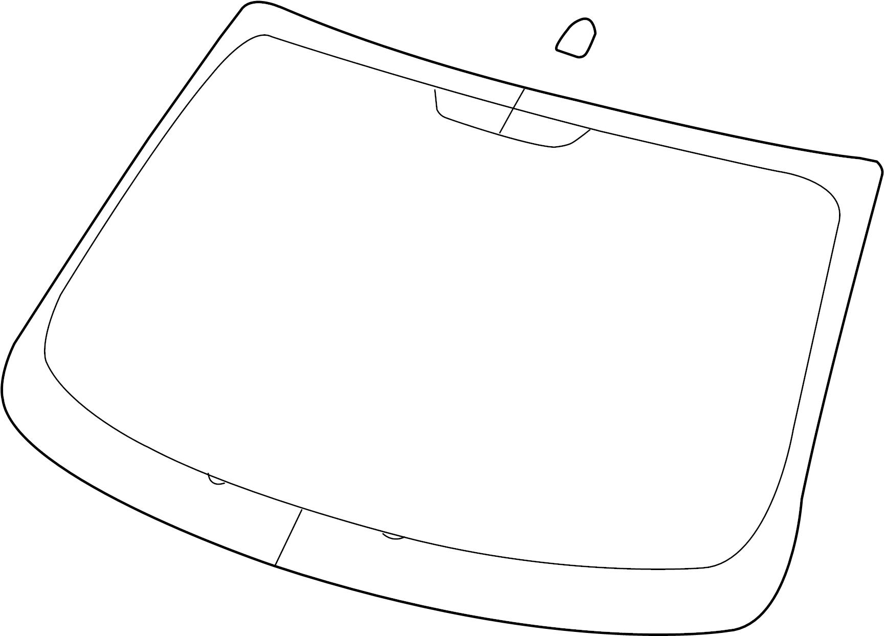 Bmw 335i Windshield Glass Coupe