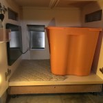 Diy Project Turn Two Messy Kitty Litter Boxes Into A Tricked Out Kitty Litter Room Fetch Pet Care