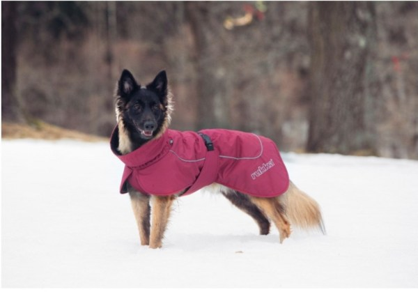 Rukka Stormy Coat Burgundy