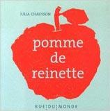 Julia Chausson, pomme de reinette