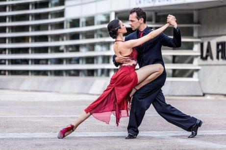 Tango Unione - Patrice Meissirel et Irene Moraglio