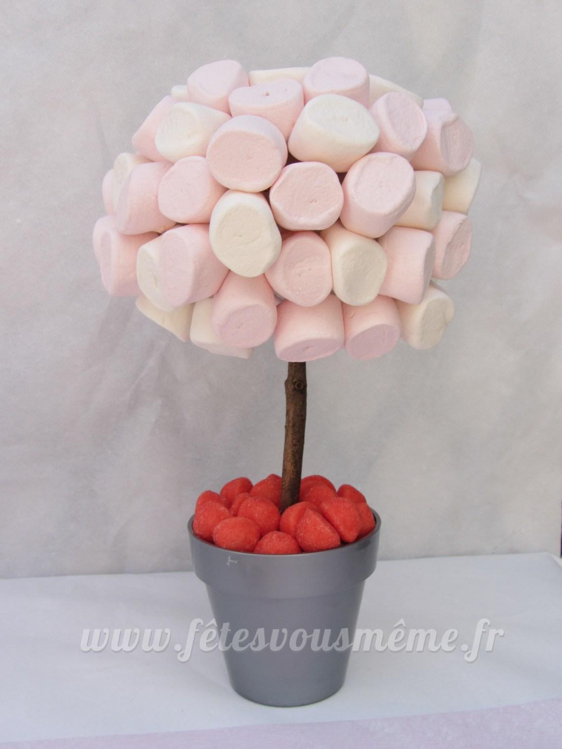 Arbre à bonbons Petite Pâtisserie - Fêtes vous même
