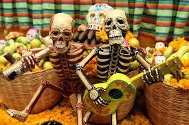 marionnettes squelettes