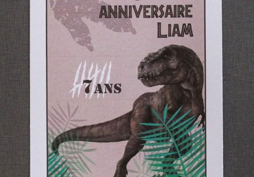 Thème Jurassic - anniversaire - Fêtes vous même