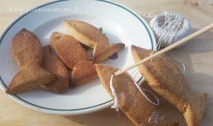 Biscuits Poissons d'Avril 2 - Fêtes vous même