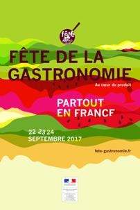 Fête de la Gastronomie 2017 - Fêtes vous même