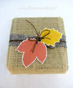 Etiquettes Cadeaux Thanksgiving - Paquet cadeau - Fêtes vous même