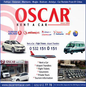 Oscar Rent A Car