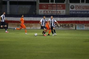 Fethiyespor İskenderun FK Berabere Kaldı