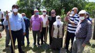 FETHİYE BELEDİYESİ'NİN 'BİZİM BAHÇE' PROJESİ BAŞLADI