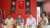 YURT EĞİTİM-SEN YÖNETİMİ FETHİYE'DE TOPLANTI DÜZENLEDİ