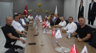 Başkan Adayı Demirtaş ve Ekibinden AK Parti Ziyareti